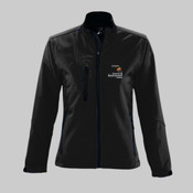 Umpire - Softshell Jacke Damen