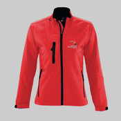 Referee - Softshell Jacke Damen